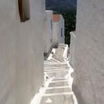 Megalo Horio Tilos Greek Island