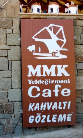 MMK Yeldegirmeni Cafe Windmill Cafe Yalikavak