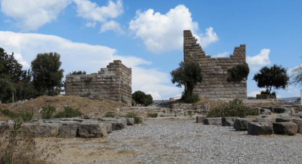 Myndos Gate Bodrum Turkey