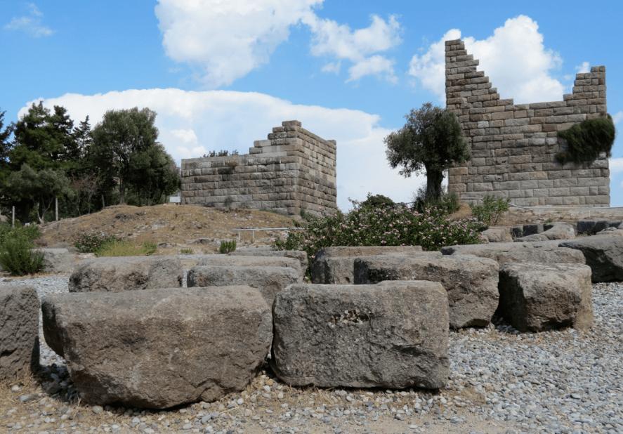 Myndos Gate Bodrum