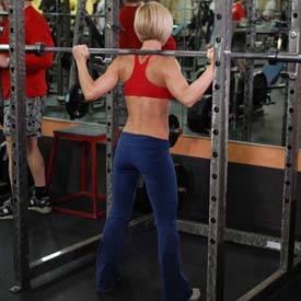 Barbell Full Squat
