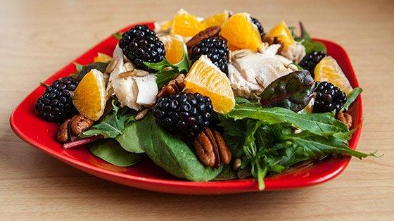 Paleo Sunflower Chicken Salad