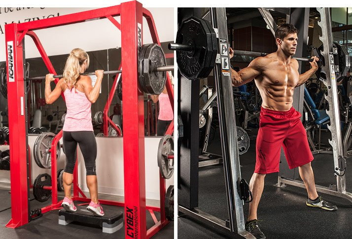 Smith Machine Training Tip Watch The Angles