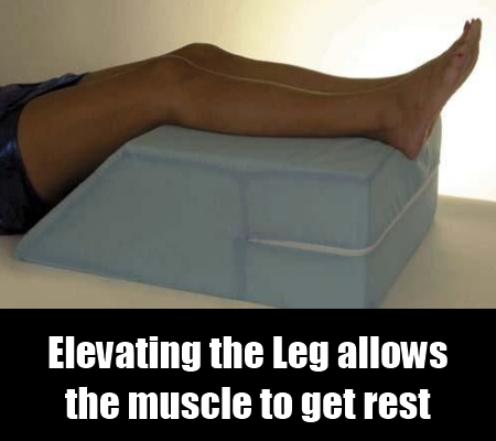 Elevating the Leg