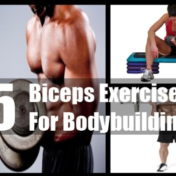 Biceps Exercises For Bodybuilding