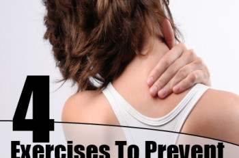 Exercises To Prevent Neck Muscle Spasms