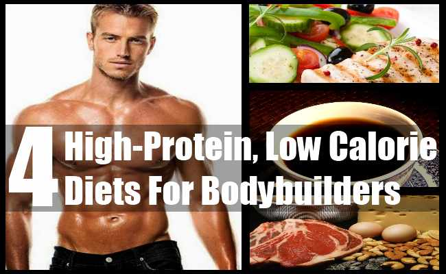 Low-Calorie Diets For Bodybuilders