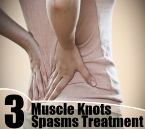 Muscle Knots Spasms Treatment