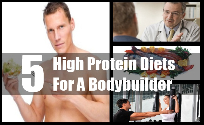 Protein Diets For A Bodybuilder