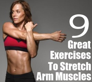 Stretch Arm Muscles