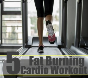 Fat Burning Cardio Exercise