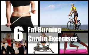 Fat Burning Cardio Exercises