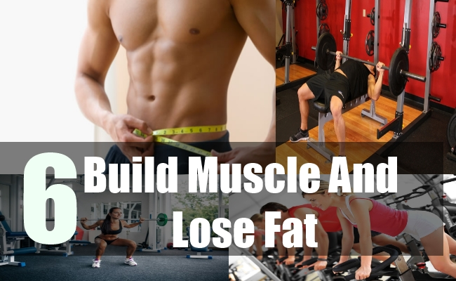 Gain Muscle and Lose Fat At The Same Time!