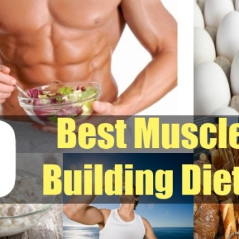 10 Best Muscle Building Diets