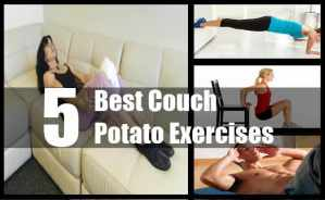 Couch Potato Exercises