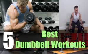 5 Best Dumbbell Workouts