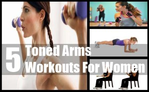 Toned Arms For Women
