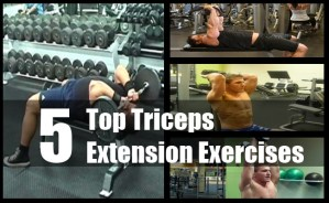 Triceps Extension Exercises