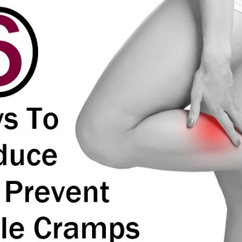 6 Ways To Reduce and Prevent Muscle Cramps
