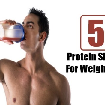 Protein Shakes For Weight Gain
