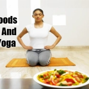 Best Foods Before And After Yoga