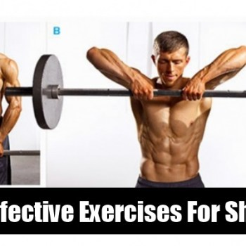 Effective Exercises For Shoulder