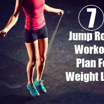 Jump Rope Workout Plan For Weight Loss