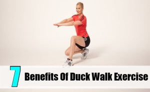 Benefits Of Duck Walk Exercise