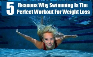 Reasons Why Swimming Is The Perfect Workout For Weight Loss