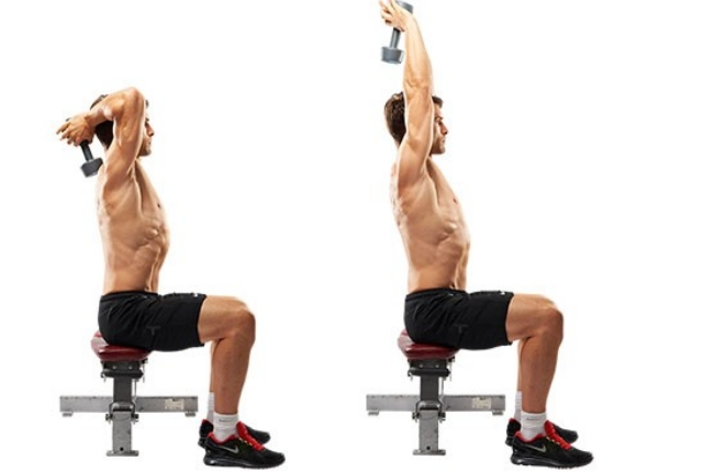 Static Lung With Chest Press
