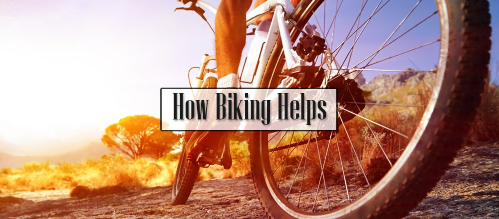 How Biking Helps