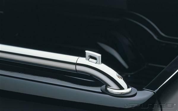 Nissan Titan Putco Pop Up Locker Side Rails 29835