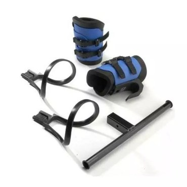 Teeter Adapter Kit includes Gravity Boots and a CV Bar