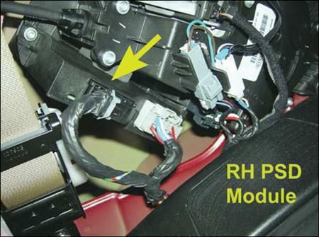 TECH TIPS Replacing the Hyundai Power Sliding Door Control Module