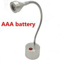 rechargeable battery flexible gooseneck led light,battery ...