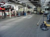 Workshop flooring - Industrial flooring