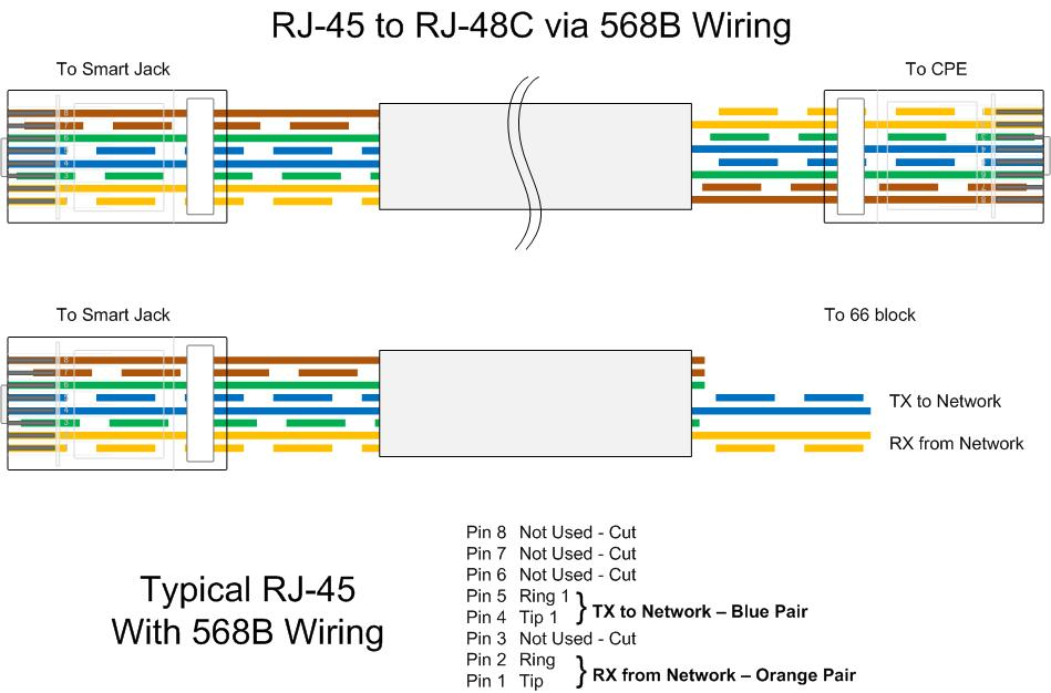 45 Jack Wiring Diagram Wiring Diagrams