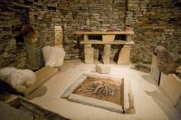 Skara Brae Neolithic Furniture