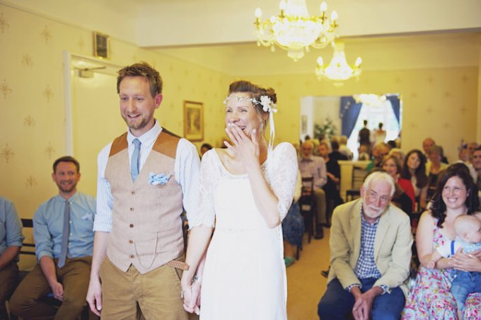 10 Rustic Garden Party Wedding By Candid & Frank Photography