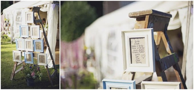 44 Rustic Garden Party Wedding By Candid & Frank Photography
