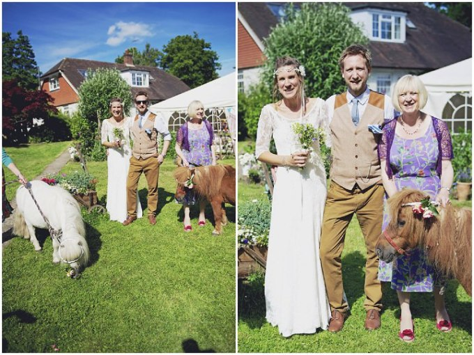 45 Rustic Garden Party Wedding By Candid & Frank Photography