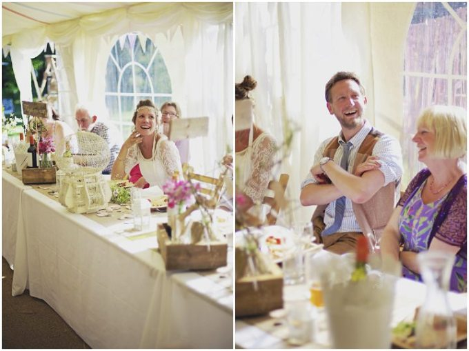 55 Rustic Garden Party Wedding By Candid & Frank Photography