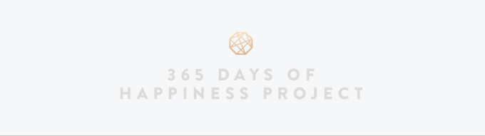 365 Happiness Project 2016 ? Quote 203