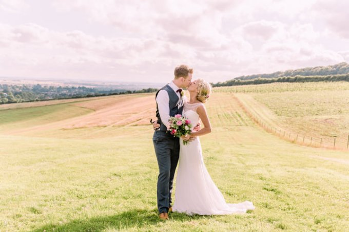 Alice and Andrew's Elegant and Rustic Yorkshire Farm Wedding by Nicola J Fine Art Photography