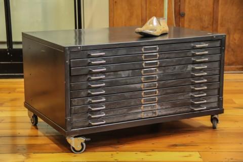 Steel Plan Drawers » Boiler Room