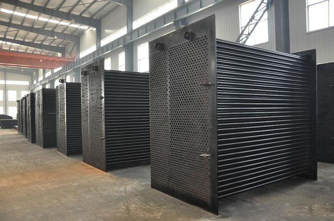 Heat Preservation Cfb Boiler Natural Gas Air Preheater Aph