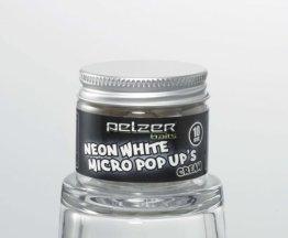 Pelzer Neon White Pop Up Boilies Cream 10mm 20g - 1