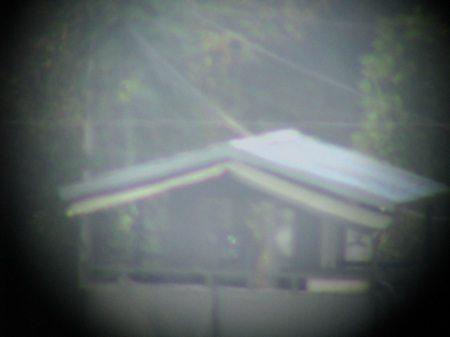 Dmznkoreaborderpostthrutelescope