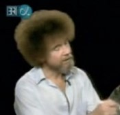 Bob Ross, our savior