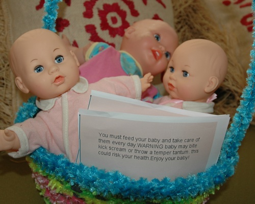 Doll-Adoption